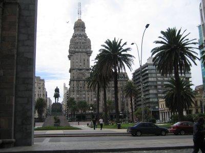 Saying hi . . . from Uruguay! :)