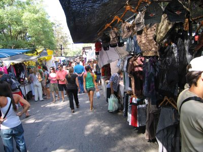 Shopping the Open Markets of Montevideo