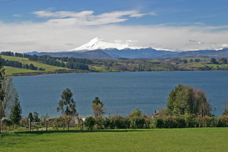 Starting Over in the Seven Lakes Region of Chile